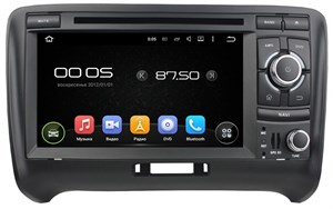 CarMedia KD-7039 Audi TT / TTS 2006-2014 Android 5.1