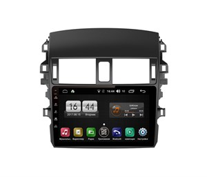 FARCAR LY063R (S185) с DSP для Toyota Corolla 2007-2012 на Android 8.1
