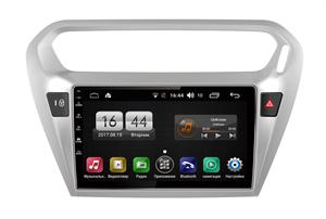 FARCAR LY294R (S185) с DSP для Peugeot 301 2012-2018 на Android 8.1