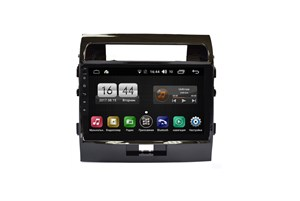 FARCAR LY381R (S185) с DSP для Toyota Land Cruiser 200 2007-2015 на Android 8.1