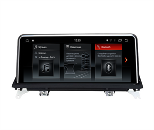 Штатная магнитола FarCar для BMW X3 на Android 7.1 (B3007-NBT)