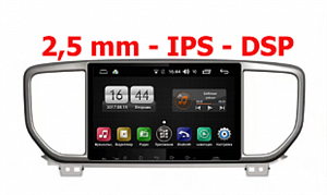 FARCAR LX1143R (S195) с DSP для KIA Sportage на Android 8.1