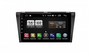 FARCAR LX034R (S195) с DSP для Mazda 3 на Android 8.1