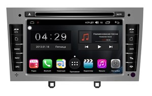 Farcar RG083 (S300) SIM-4G с DSP для Peugeot 308 I, 408, RCZ I 2007-2017 на Android 9.0