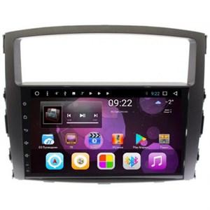 Штатная магнитола Vomi ST2735-T8 для Mitsubishi Pajero 4 на Android 8.1