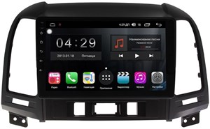 Farcar RG008R (S300)-SIM 4G с DSP для Hyundai Santa Fe 2006-2012 на Android 8.1