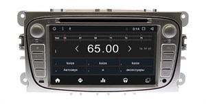 Штатная магнитола Wide Media WM-KR7012NC для Ford Focus, C-MAX, Mondeo, S-MAX Android 7.1.2