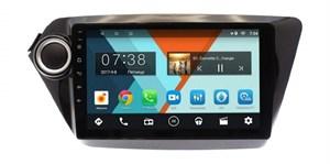Штатная магнитола Kia Rio III 2011-2017 Wide Media MT9011MF на Android 6.0.1