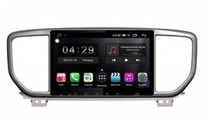 Farcar RL1143R (S300) с DSP для KIA Sportage на Android 9.0
