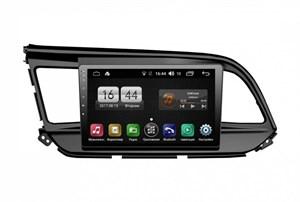 FARCAR LX1159R (S195) с DSP для Hyundai Elantra 2018+ на Android 8.1