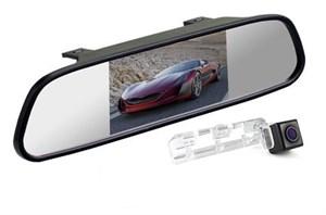 Зеркало + камера cam-053 для Honda Civic 5D (до 2011)