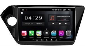 Штатная магнитола FarCar RG106R  S300 SIM-4G для Kia Rio 2011-2017