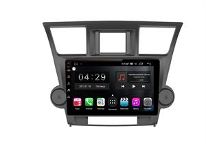 Farcar RG035R+can (S300) SIM-4G с DSP для Toyota Highlander (U40) 2007-2013 на Android 9.0