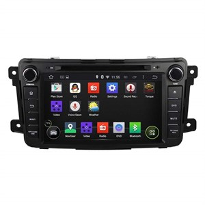 CarMedia KD-8069-P5 для Mazda CX-9 2007-2015 на Android 9.0