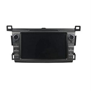 "CarMedia KD-8017-P5 8"" для Toyota RAV4 (CA40) 2013-2019 на Android 9.0"