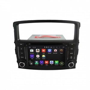CarMedia KD-7054-P5 для Mitsubishi Pajero IV 2006-2015 (V97/V93) на Android 9.0