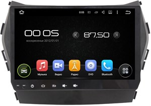 CarMedia KD-9605 Hyundai Santa Fe 2013+ Android 5.1