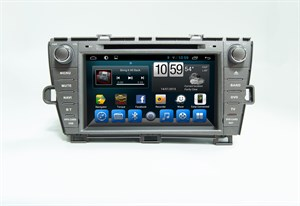 CarMedia KD-8602-P5 для Toyota Prius 2009-2015 на Android 9.0