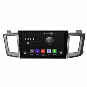 "CarMedia KD-1034-P5 10"" для Toyota RAV4 (CA40) 2013-2019 на Android 9.0"