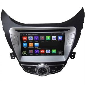 CarMedia KD-8028-P5 для Hyundai Elantra 2011-2012 на Android 9.0