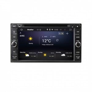 CarMedia KD-6957-P5 для Toyota универсальная на Android 9.0