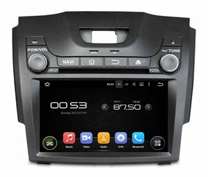 CarMedia KD-8060-P6 для Chevrolet TrailBlaizer 2012-2015, Colorado 2012-2015 на Android 9.0