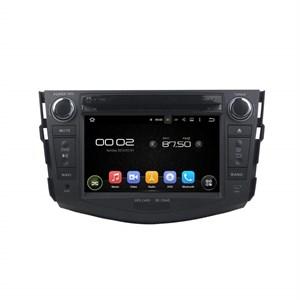 CarMedia KD-7606-P6 для Toyota RAV4 (2006-2012) на Android 9.0