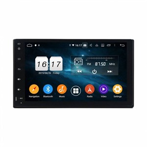 CarMedia KD-9015-P6 для Toyota Fortuner 2015+ на Android 9.0