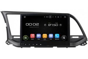 "CarMedia KD-1088-P6 10"" для Hyundai Elantra 2016+ на Android 9.0"