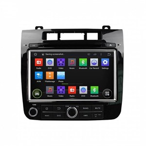 CarMedia KD-8009-P6 для Volkswagen Touareg (2011-2014) на Android 9.0