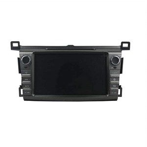"CarMedia KD-8017-P6 8"" для Toyota RAV4 (CA40) 2013-2019 на Android 9.0"