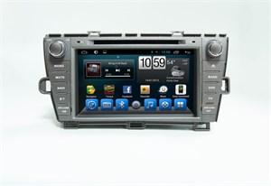 CarMedia KD-8602-P6 для Toyota Prius 2009-2015 на Android 9.0