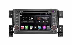 Farcar RG053 (S300) SIM-4G с DSP для Suzuki Grand Vitara III 2005-2015 на Android 9.0