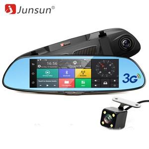 Автомобильный видеорегистратор + зеркало Junsun C08