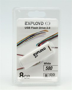 USB Флеш-накопитель Exployd 580 EX-16GB