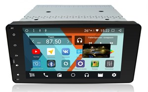 Штатная магнитола Parafar для Mitsubishi ASX, Lancer, Outlander, Pajero на Android 7.1.2 (PF230K)