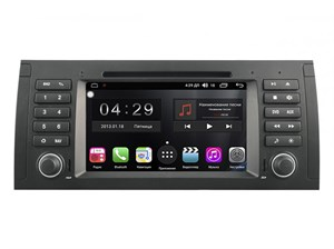 Farcar RL395 (S300) с DSP для BMW 7 (E38), 5 (E39), M5 (E39), X5 (E53) на Android