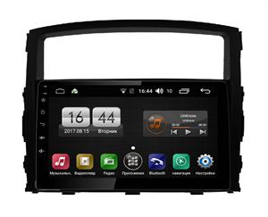 FARCAR LY1009R (S185) с DSP для Mitsubishi Pajero 4 (2006-2012) на Android 8.1