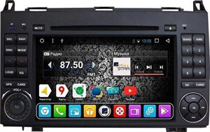 DayStar DS-7096HD для Mercedes Vito, Viano, Srpinter на Android 9.0