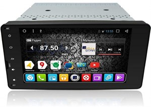 DayStar DS-7063HB для Mitsubishi ASX, Lancer, Outlander, Pajero на Android 9.0 с штатной навигацией MMCS R03