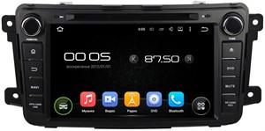 Штатное головное устройство CarMedia KD-8069 Mazda CX-9 2007+ Android 5.1