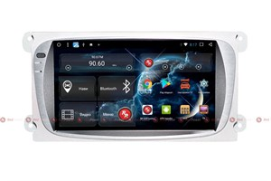 Redpower 51003 IPS DSP для Ford Focus II, C-MAX 2007-2010, Galaxy 2007-2015, Mondeo 2006-2014 (серый) на Android 8.1