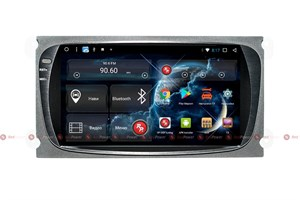Redpower 51003 IPS DSP для Ford Focus II, C-MAX 2007-2010, Galaxy 2007-2015, Mondeo 2006-2014 (черный) на Android 8.1