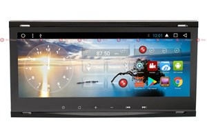 Redpower 51140 IPS DSP (чёрный) для Ford Focus 2, Kuga 1, Fusion, Transit на Android 8.1