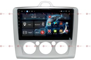 Redpower 51137 IPS DSP для Ford Focus (серая) 2005-2011 (кондиционер) на Android 8.1