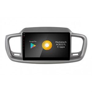 Roximo S10 RS-2317-N18 для KIA Sorento 3 Prime на Android 9.0