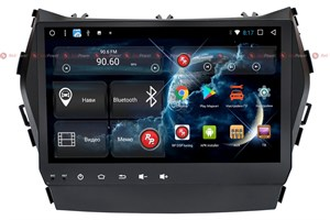Redpower 51210 IPS DSP для Hyundai Santa Fe III 2012-2018 на Android 8.1
