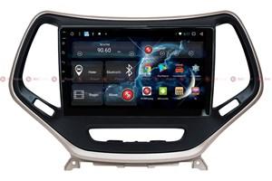 Redpower 51215 R IPS DSP для Jeep Cherokee 2013+ (для комп.с маленьким дисплеем) на Android 8.1