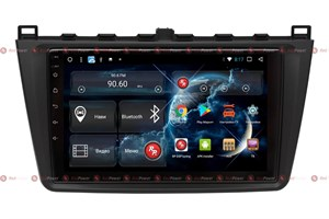 Redpower 51002 R IPS DSP для Mazda 6 2009-2013 на Android 8.1