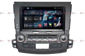 Redpower 51056 IPS DSP для Peugeot 4007 2007-2012 на Android 8.1